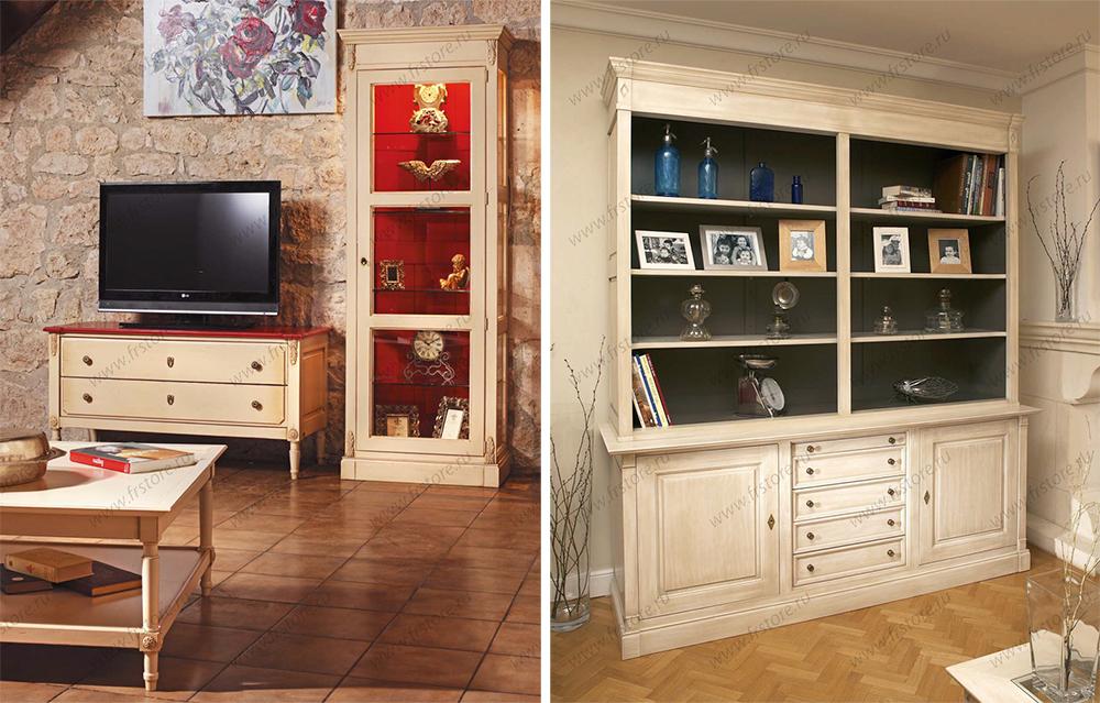 Французская мебель в стиле прованс.