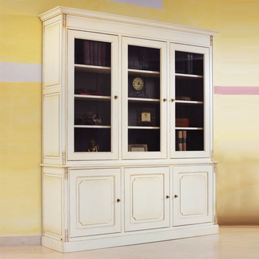 Шкаф-витрина сборный Siguier