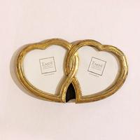 Рамка - два сердца