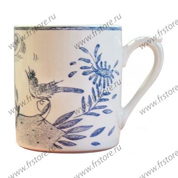 Кружка. Oiseau Bleu Mono
