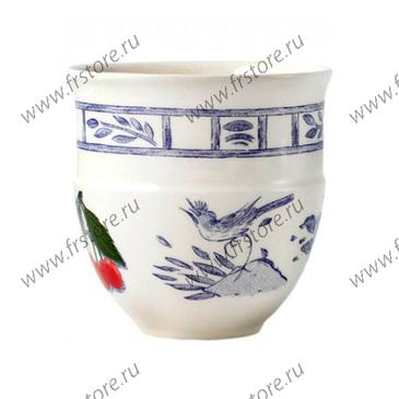 Набор из 2 чаш для чая. Oiseau Bleu Fruits