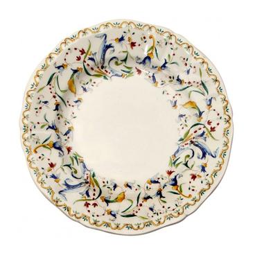 Тарелка для канапе. Toscana gien