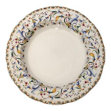 Блюдо круглое глубокое. Toscana gien