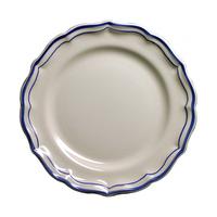 Набор из 4 обеденных тарелок. Filet Bleu