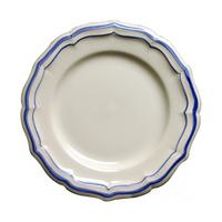 Набор из 4 тарелок для канапе. Filet Bleu