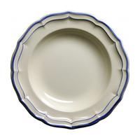 Набор из 4 тарелок для супа. Filet Bleu