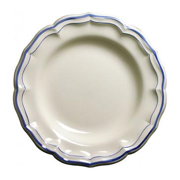 Блюдо круглое глубокое. Filet Bleu