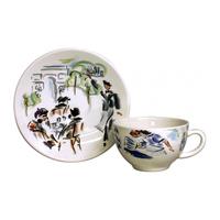 Чашка для чая с блюдцем.Joli Paris