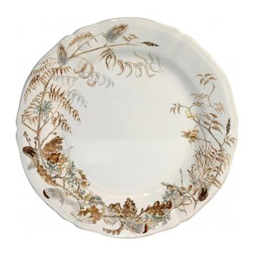 Обеденная тарелка. Sologne gien