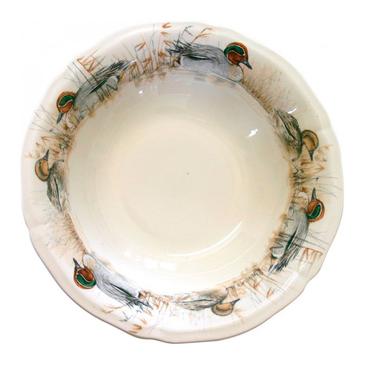 Тарелка для завтрака. Sologne gien