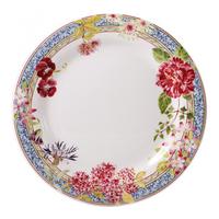 Обеденная тарелка. Millefleurs