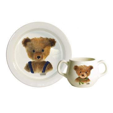 Чашка с тарелкой. Ours