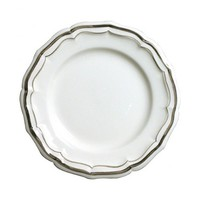 Набор из 4 тарелок для канапе. Filet taupe