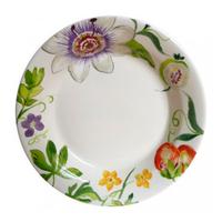 Тарелка для супа. Passiflore
