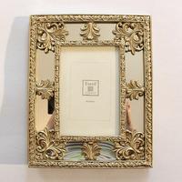 Рамка для фото 9*13 см. зеркальная