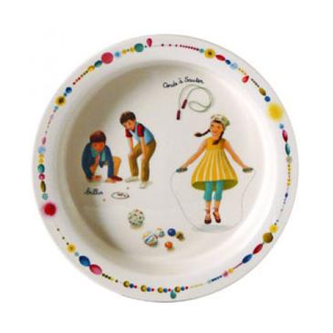 Детская тарелка. Recreation