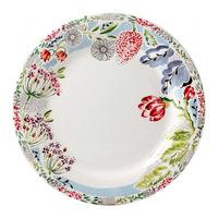 Набор из 6 обеденных тарелок. Flora
