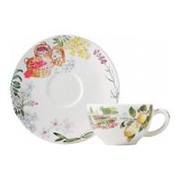 Чашка для чая с блюдцем. Provence gien