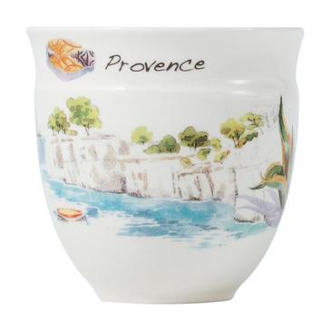 Набор из 2 чаш для кофе. Provence