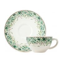 Чашка для чая с блюдцем. Songe