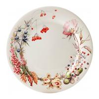 Обеденная тарелка. Bouquet gien