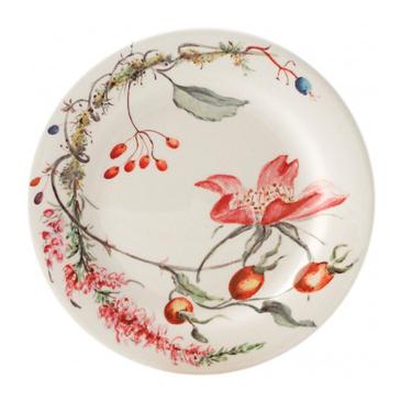 Тарелка для канапе. Bouquet gien