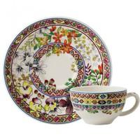 Чашка для чая с блюдцем/ Bagatelle