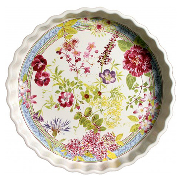 Форма для выпечки пирогов Gien Millefleurs