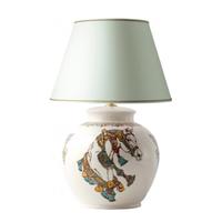 Лампа настольная. Chevaux du Vent Peint main