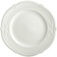 Блюдо круглое. Rocaille Blanc