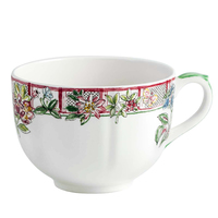 Большая чашка Gien Jardin Imaginaire