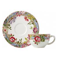 Чашка для чая с блюдцем. Millefleurs
