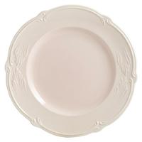 Десертная тарелка. Rocaille Rose poudre