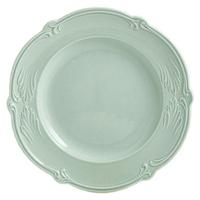 Десертная тарелка. Rocaille Vert celadon