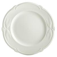 Десертная тарелка. Rocaille Blanc