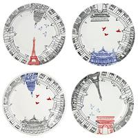 Десертная тарелка Ça c'est Paris! gien