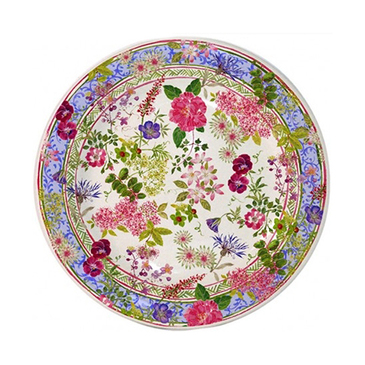 Тарелка для канапе. Millefleurs
