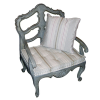 Кресло с подушкой Provence Et Fils арт.P204