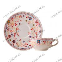 Чашка для чая с блюдцем. Colette gien