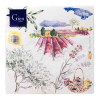 Упаковка бумажных салфеток. Provence gien