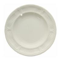 Набор из 4 тарелок для супа. Pont aux choux blanc