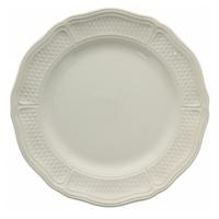 Блюдо круглое глубокое. Pont aux choux blanc