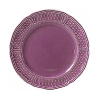Набор из 4 тарелок для канапе. Pont aux choux améthyste