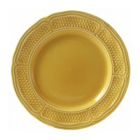 Тарелка для супа. Pont aux choux jaune
