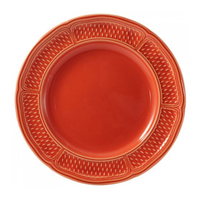 Обеденная тарелка. Pont aux choux terracotta