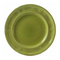 Обеденная тарелка. Pont aux choux vert
