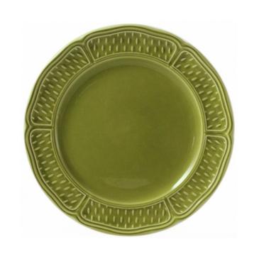 Набор из 4 тарелок для канапе. Pont aux choux vert