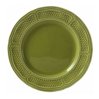 Набор из 4 тарелок для супа. Pont aux choux vert