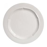 Набор из 6 обеденных тарелок. Evol blanc