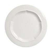 Набор из 6 тарелок для канапе. Evol blanc